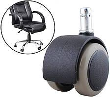 Ролик гумовий для офісного крісла