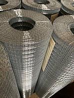Сітка Зварна оцинкована 50х25мм діаметр 1.60 мм висота 1м рулон 30м, фото 1