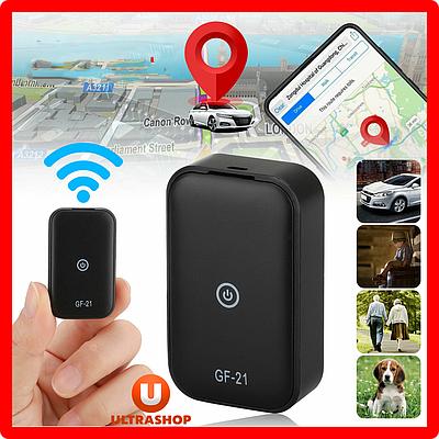 Лучший Жучок 2020 - GF-21 Original HD Прослушка Точный GPS-трекер Диктофон Мини GSM-сигнализация • 07 08 09