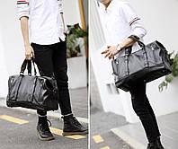 Мужская кожаная сумка. Модель 2228, фото 6