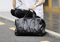 Мужская кожаная сумка. Модель 2228, фото 7