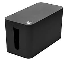 Огнестойкий бокс для проводов Cablebox Mini Bluelounge (black), фото 2