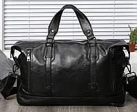 Мужская кожаная сумка. Модель 2228, фото 10