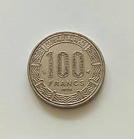 100 франків Центральна Африка 1998 р., фото 1