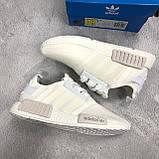 Стильні жіночі кросівки Adidas NMD Runner, фото 9