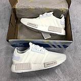 Стильні жіночі кросівки Adidas NMD Runner, фото 6