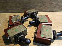 Тумблер ТВ1-1 (220В, 5А), фото 1