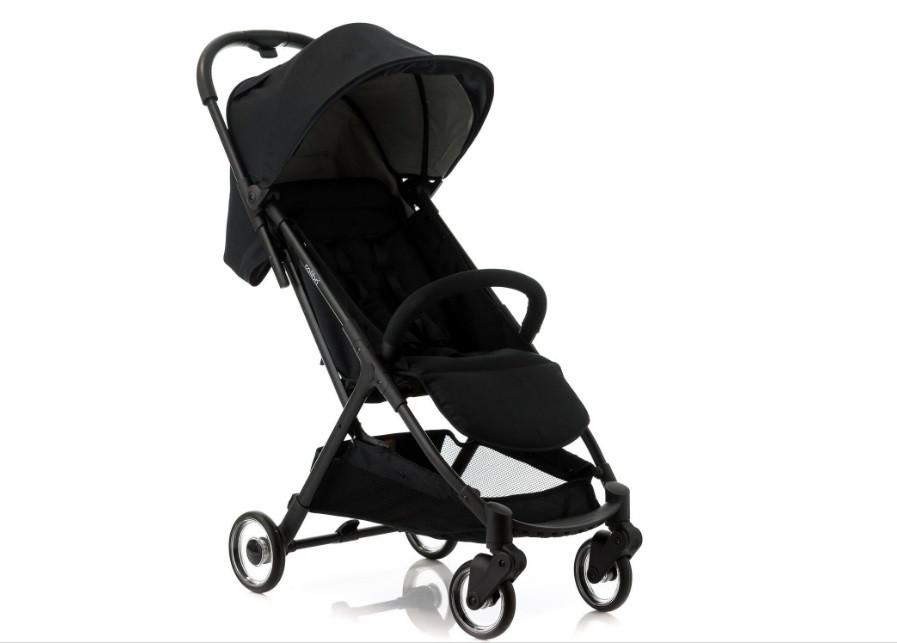 Прогулянкова коляска Babyhit Colibri Mystery Black