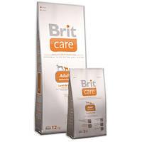 Brit Care Adult Medium Breed Lamb & Rice Корм для взрослых собак средних пород с ягненком и рисом / 12 кг