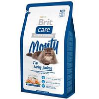 Brit Care MONTY Indoor Сухой корм для взрослых кошек не покидающих помещение / 2 кг