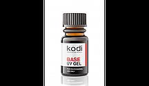 Базовий гель для нарощування нігтів (Kodi UV Gel Basegel) , 10 мл