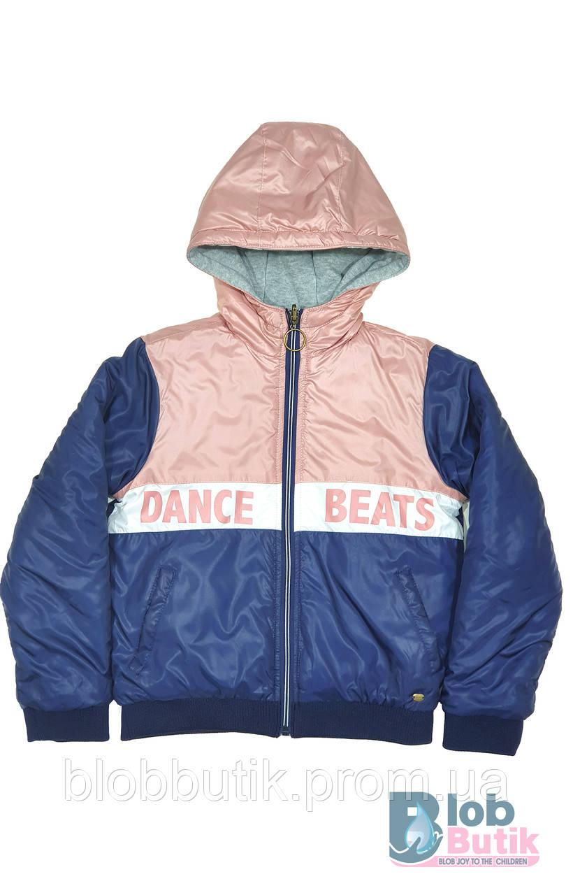 Детская куртка для девочки Tiffosi.