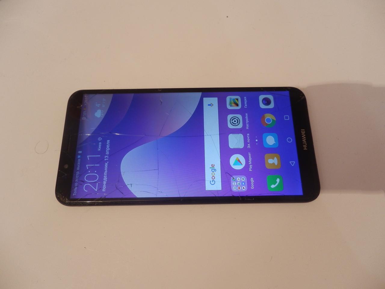 Мобильный телефон Huawei Y7 prime 2018 №7406