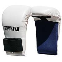Перчатки накладки для карате SPORTKO