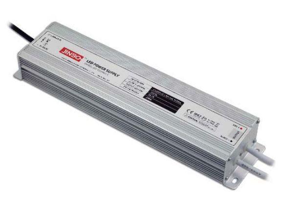 Блок питания 12вольт 200вт JLV-12200KA-C герметичный IP67 JINBO 9005о