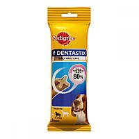 Pedigree Denta Stix 77гр жевательные палочки для собак / 77 гр