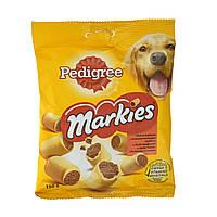 Pedigree Markies хрустящее печенье для собак / 150 гр