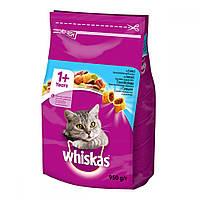 Whiskas Сухой корм для кошек с тунцом / 950 гр