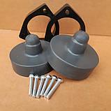 Проставки Фольксваген Гольф 5, 6, 7 полиуретановые для увеличения клиренса, фото 2