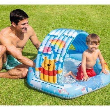 Детский надувной бассейн Intex 58415 109 см х 102 см х 71 см