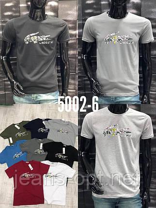 Мужские футболки брендовые 5002-6, фото 2