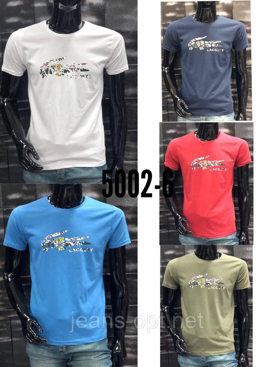 Мужские футболки брендовые 5002-6