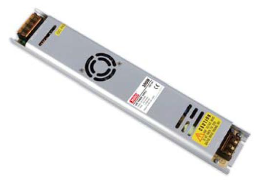 Блок живлення JLV-12300KL Ultra-slim 12вольт 300вт IP20 JINBO 13206о