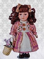 Кукла фарфоровая, декоративная Долли 30 см RF-Collection