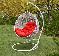 Подвесное кресло кокон Эмилия круглые качели