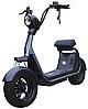 Электроскутер Like.Bike ZERO (gunmetal)