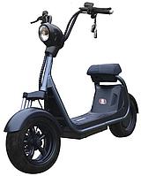 Электроскутер Like.Bike ZERO (gunmetal), фото 1