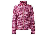 Курточка демисезонная женская розовая Esmara р. 46