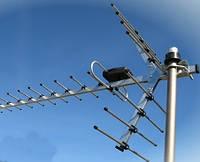 Телевизионная антенна Т2 Волна 1-11 (Цифра) 14 дБ 1 м. RNet - лучшая в Украине