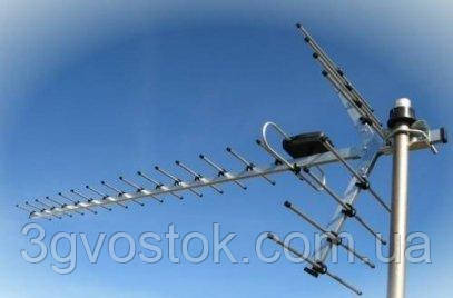 Телевизионная антенна Т2 Волна 2-24 (Цифра) 17 дБ 1,5 м. RNet - лучшая в Украине