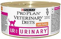 """Консервы для кошек PVD """"UR"""" при болезнях нижних отделов мочевыводящих путей (c индейкой) 195 грамм"""