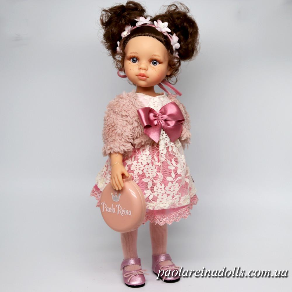Кукла Паола Рейна Кэрол с хвостиками Paola Reina