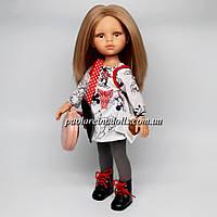 Кукла Паола Рейна Карла с ореховыми глазками Paola Reina, фото 1