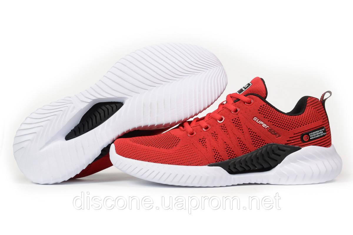 Кроссовки мужские 10315 ► BaaS Ploa Running, красные ✅Скидка 33% [ 44 ] ► (44-28,3см)