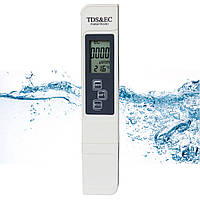 TDS ES метер, тестер качества воды