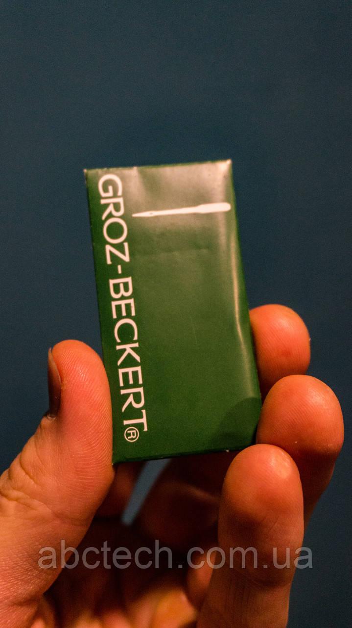 Німецькі голки GROZ-BECKERT для мішкозашивочні машини GK 9-2
