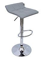 Барный стул Bonro 516 серый, фото 1