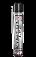 Піна ручка Монтажник /Mounter всесезон (-10до+40) 750мл /уп.12шт