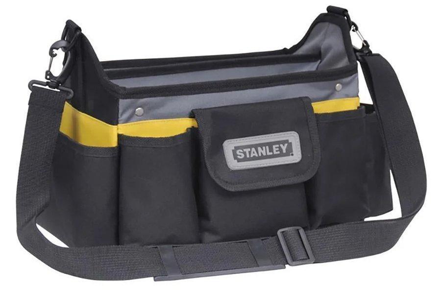 Сумка открытая для инструмента Stanley 12