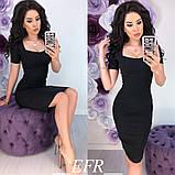 Плаття гарне футляр Милашка купити 42 44 46 48 50 52 Р, фото 6