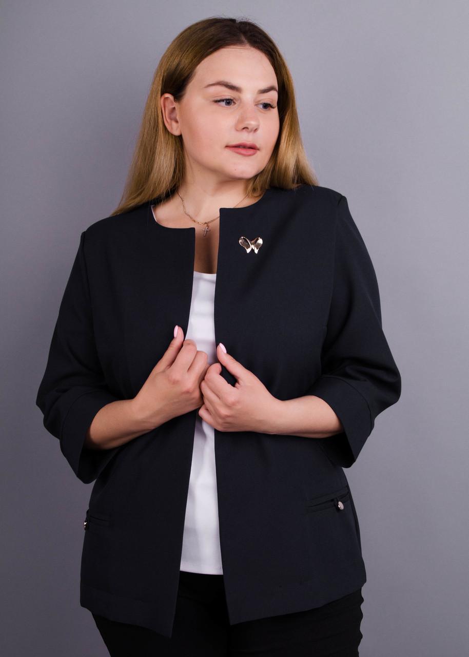Жакет Омега чорний