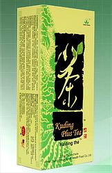 Чай Ку Дин, Green World — мозговая деятельность, гипертония, для похудения