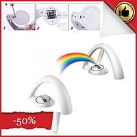 Ночник-проектор радуги Lucky Rainbow № 8640