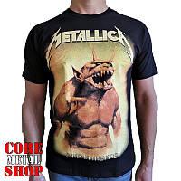 Футболка Metallica - Jump In The Fire, фото 1