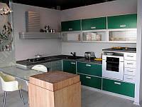 Кухня Грин Угловая