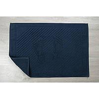 Полотенце для ног Iris Home - Бордюр lacivert 50*70
